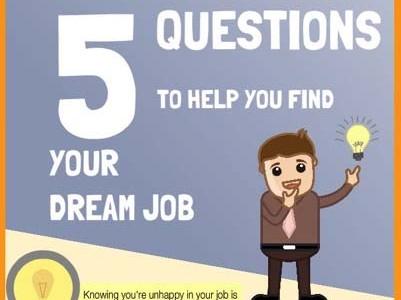 Find dream job