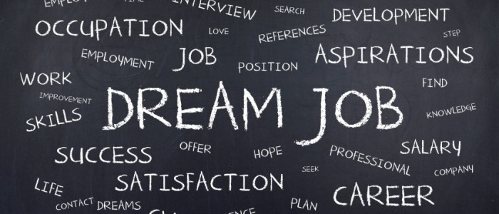 5 Tips to Help You Land the Job You've Always Wanted
