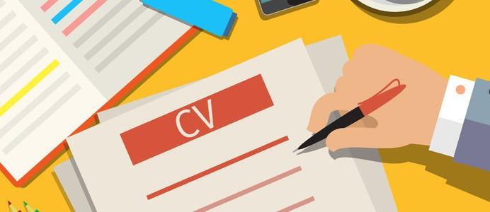 CV for work in Australia