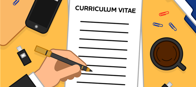 technical skills and references in your CV